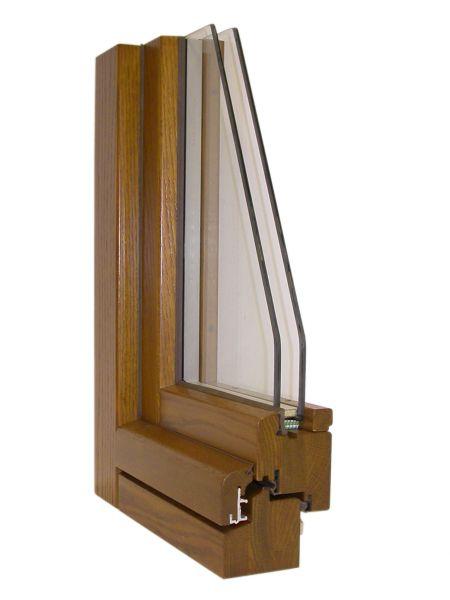 Molteni carlo c snc - Telaio finestra legno ...